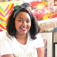 How Sillie Mugo Created A Creative Business Through Abstract Art
