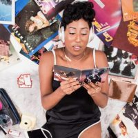 Music & Me: Aspen Broadnax Organizes The Noise