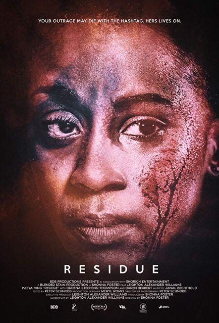residue- movie photo-frank